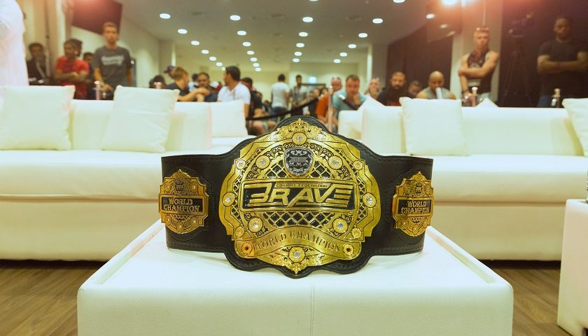 Three Championship title fights to be featured in Bahrain at Brave