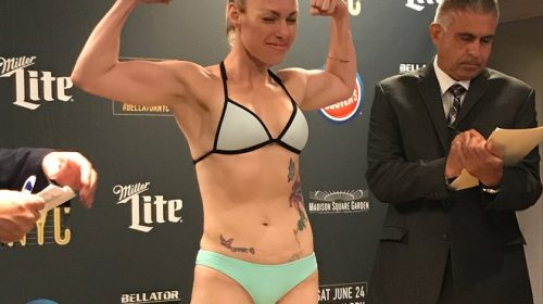 Bellator 185 weigh-ins – LIVE stream beginning at 5 p.m. EST