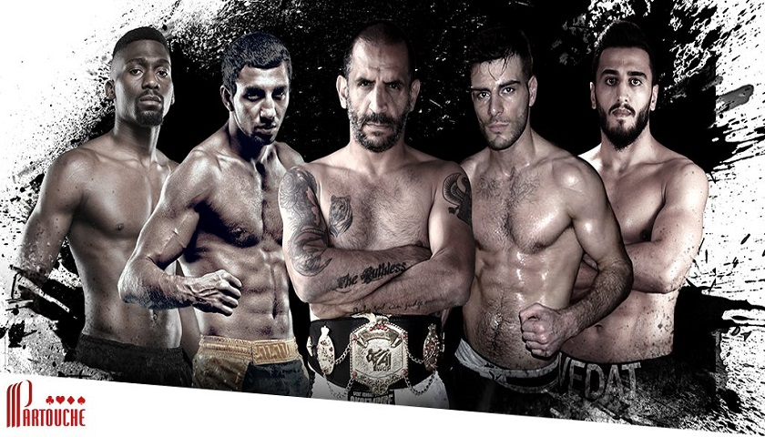 WATCH: Partouche Kickboxing Finale today at 2:30 p.m. EST