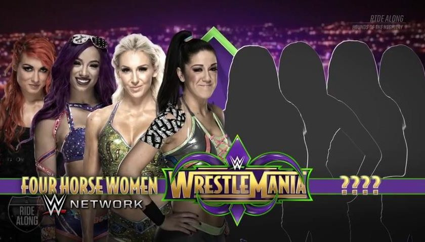 Ronda Rousey and horsewomen headed to WrestleMania 34?