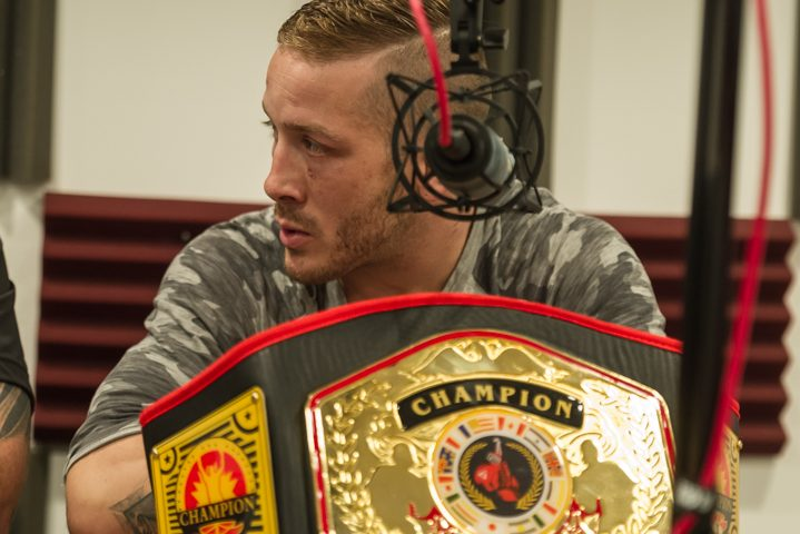 MyMMANews Radio – Episode 3 – Maverick MMA featherweight champ Scott Heckman talks narrow win