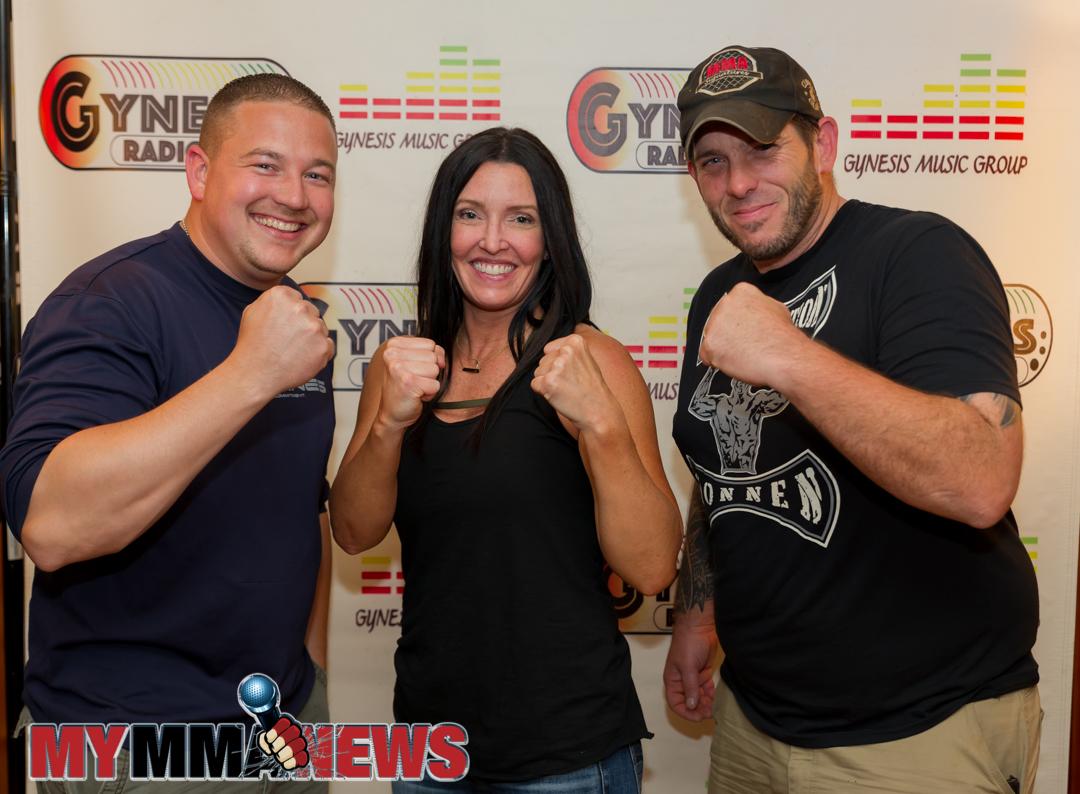 MyMMANews Radio - USKA's Jen Heffentrager talks Night of Champions