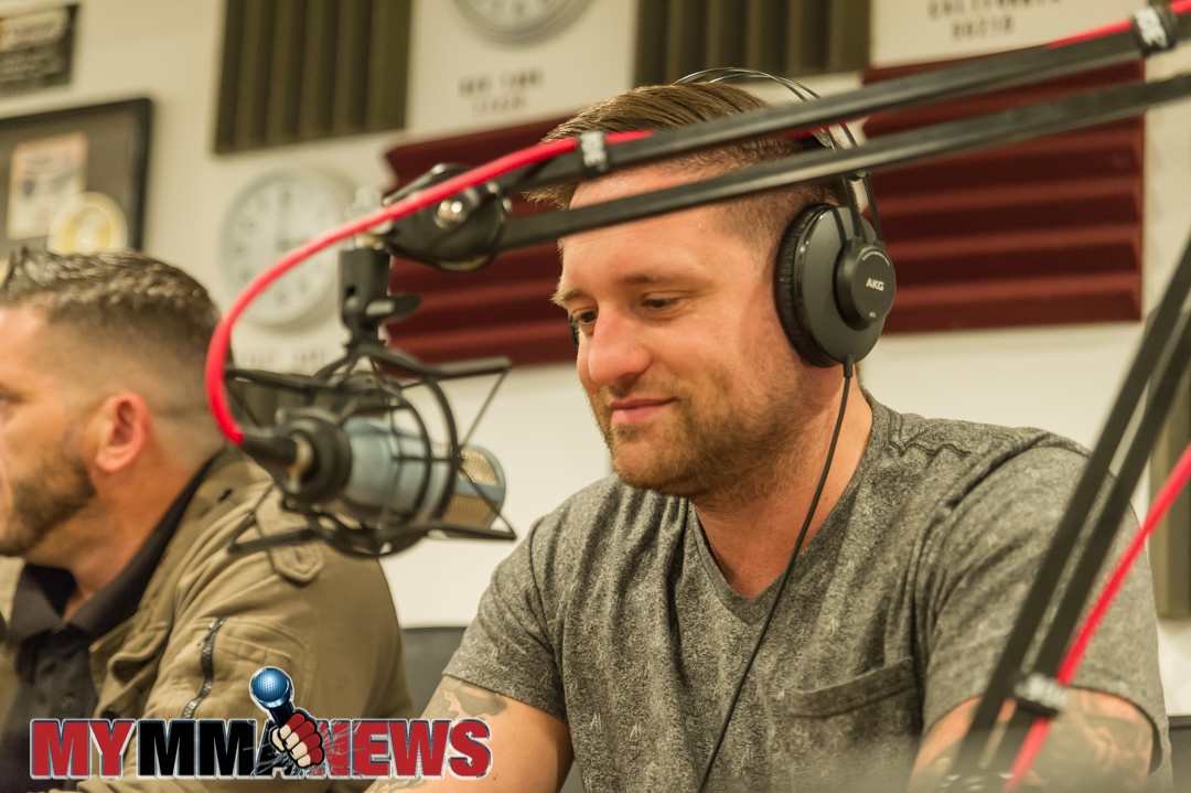 Mike Tepedino joins MyMMANews Radio