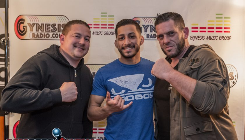 Tommy Espinosa talks Maverick MMA 3 win, King of the Cage, and GLORY Kickboxing debut