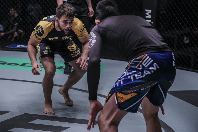Grappling star Garry Tonon signs with ONE Championship