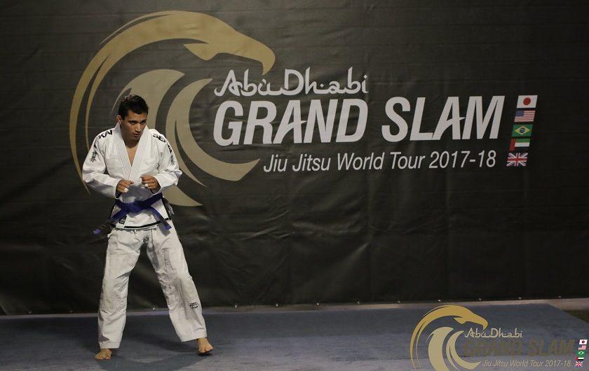 Rio De Janeiro Welcomes The Abu Dhabi Grand Slam Jiu-Jitsu World Tour