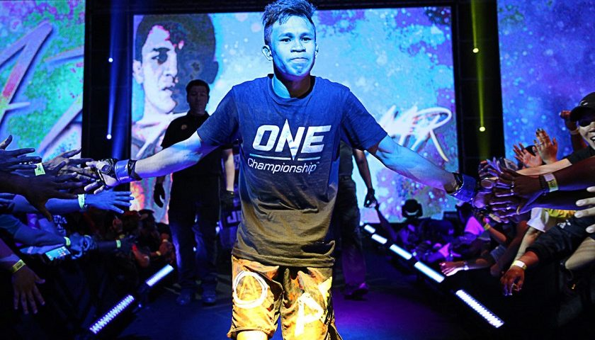 ​Jeremy Miado not giving up on title dreams as he gears up for cage return