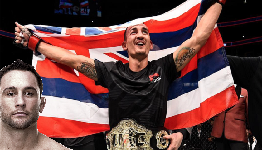 Max Holloway defends title against Frankie Edgar in UFC 218 headliner