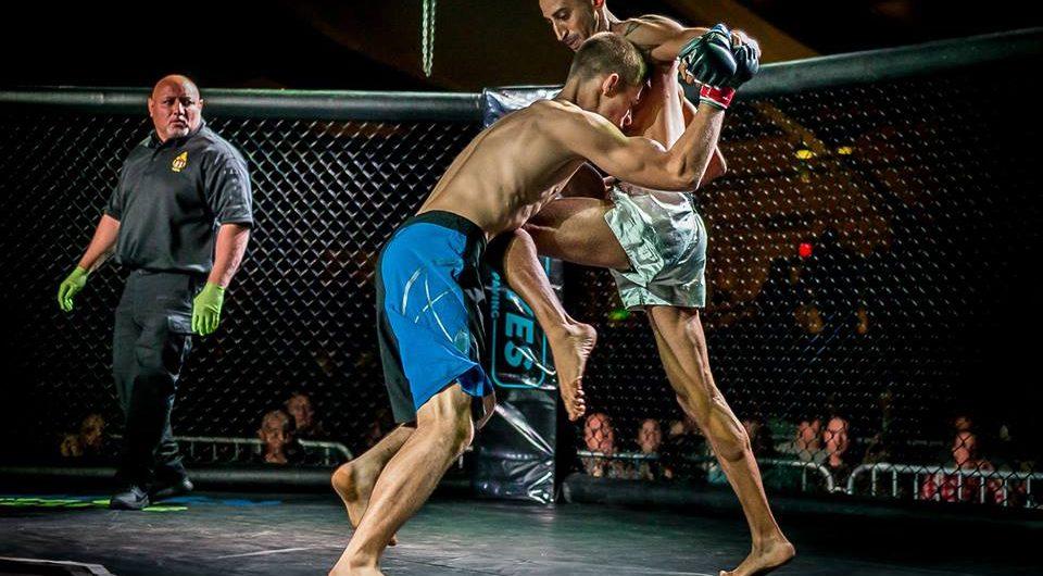 ICYMI: Cage Wars 34 Results – Disonell TKO's Skvortsov