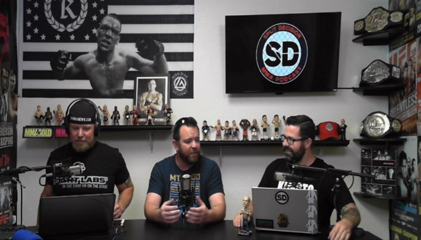 Split Decision MMA Podcast -Can Frankie Edgar be considered a gate keeper?