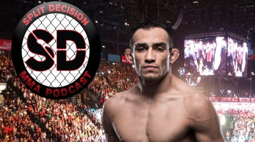 Tony Ferguson talks week in Las Vegas following shootings