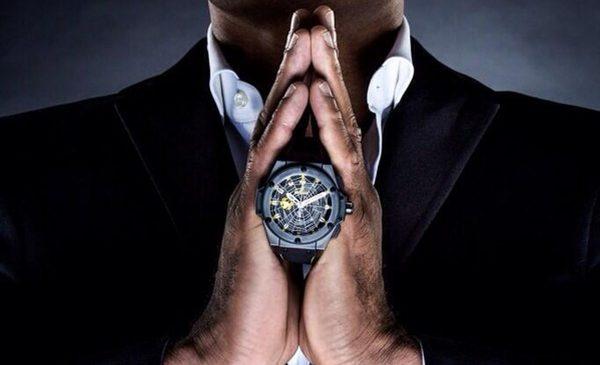anderson silva watch