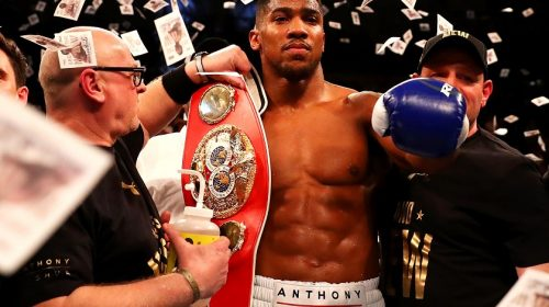 Will Anthony Joshua win BBC Sports Personality of the Year? – SPOTY Key Numbers