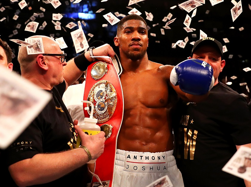 Will Anthony Joshua win BBC Sports Personality of the Year?