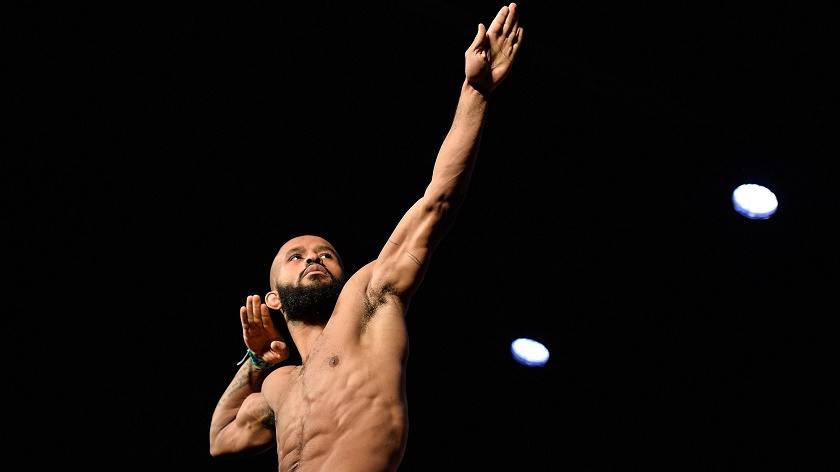 Demetrious Johnson breaks all-time UFC title defense record