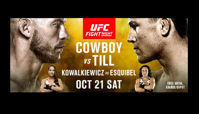 Stars of UFC Fight Night Gdansk talk – Quotes from Cerrone, Till, more