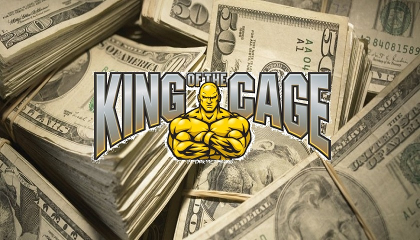 Calling all amateur fighters - King of the Cage and MAVTV announce $250,000 tournament