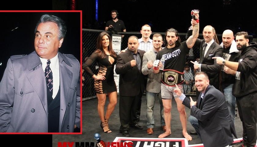 John Gotti III set to make his MMA debut this Friday