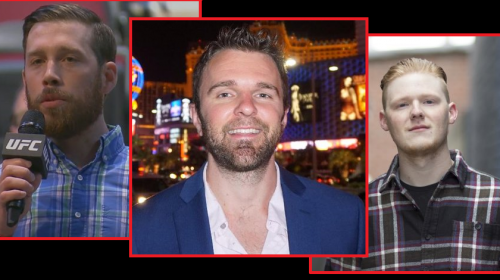 Between the Links – MMA Journalists James Lynch, Mike Dyce, Hunter Homistek