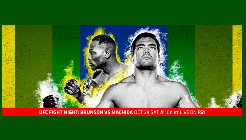 Brunson vs Machida