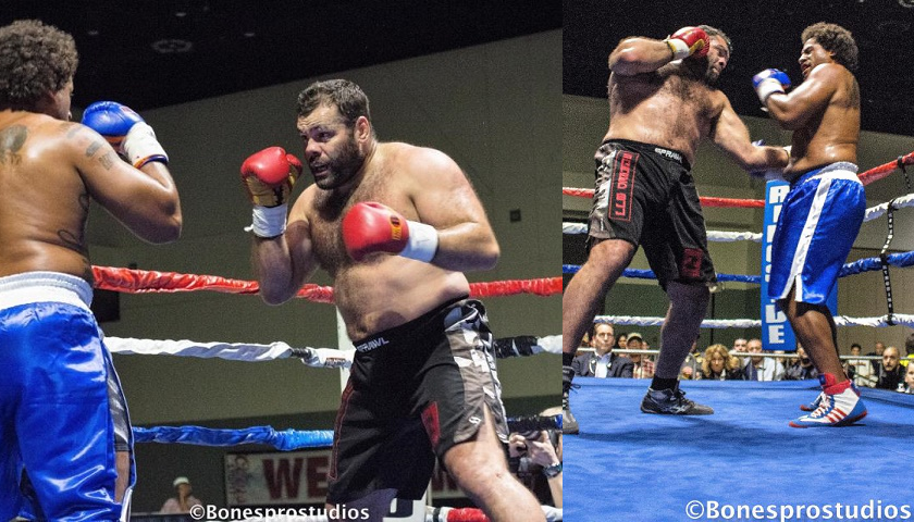 "Former UFC heavyweight title challenger Gabriel ""Napao"" Gonzaga Victorious in pro boxing debut"