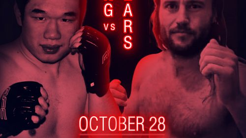 Power and Heart – Oscar Kong returns to Australian Fighting Championships
