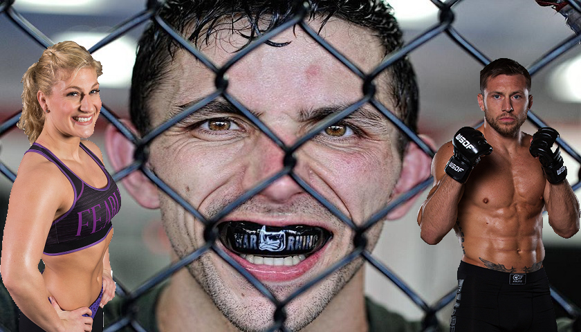PFL fighters to perform demo for Military at Walter Reed National Military Medical Center