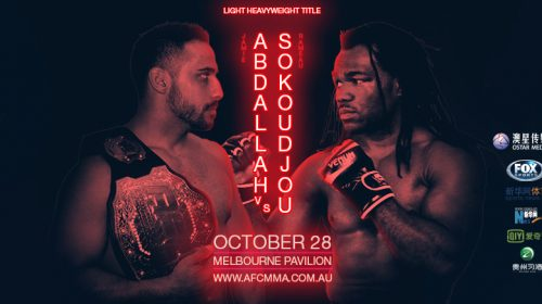 "Jamie Abdallah – ""I'm going to knock him out"""