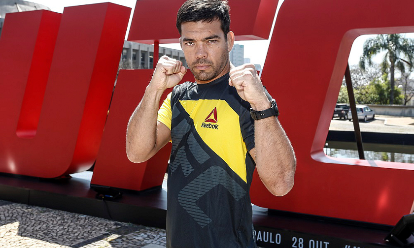 Lyoto Machida, Reebok, UFC Fight Night 119