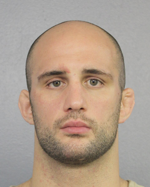 Volkan Oezdemir arrested on aggravated battery charge in Florida