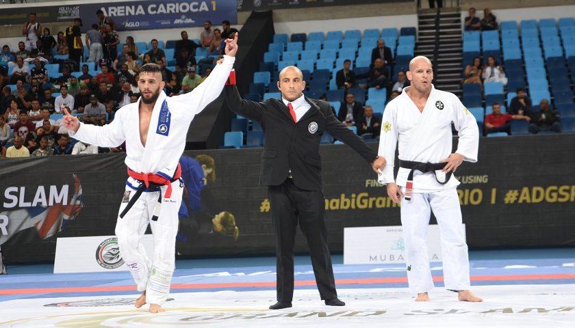 The Black Belts Took Over Day 2 of Abu Dhabi Grand Slam Rio De Janeiro