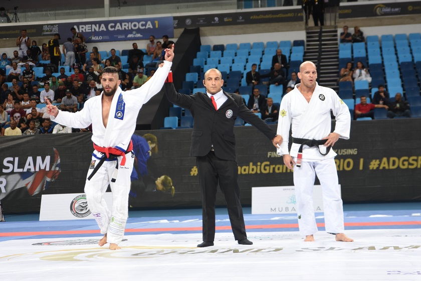 The Black Belts Took Over Day 2 of Abu Dhabi Grand Slam Rio De Janeiro