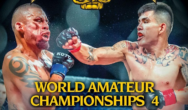 Fighters Announced for King of the Cage – World Amateur Championships 4