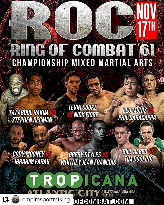 Ring of Combat 61