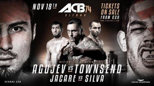 ACB 74 – Arbi Agujev vs. Adam Townsend – LIVE FREE stream