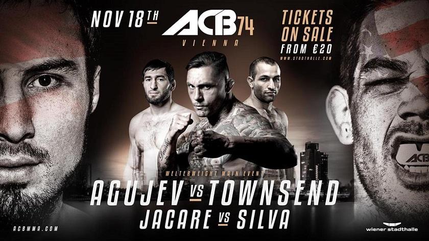 ACB 74 - Arbi Agujev vs. Adam Townsend - LIVE FREE stream