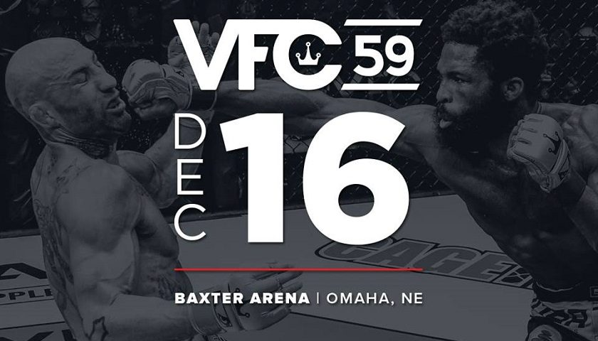 Two title bouts highlight  Victory Fighting Championship's VFC 59 in Omaha