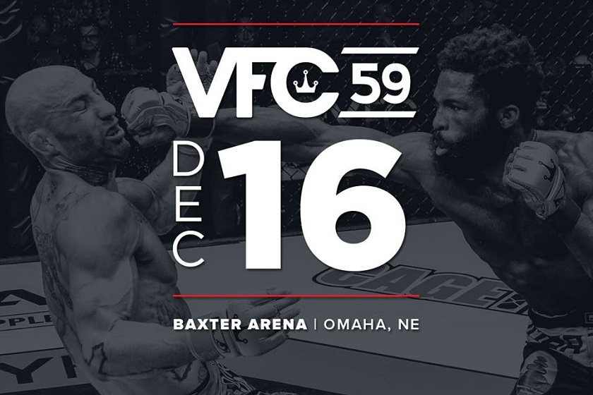 Victory Fighting Championship announces tickets on sale for VFC 59 in Omaha