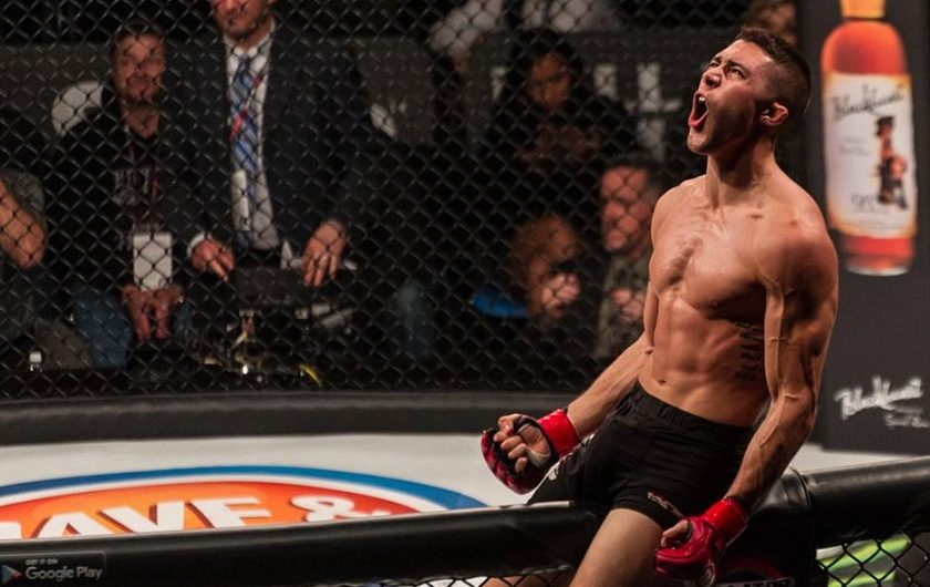 Mike Trizano part of TUF 27 Undefeated cast, season starts April 18