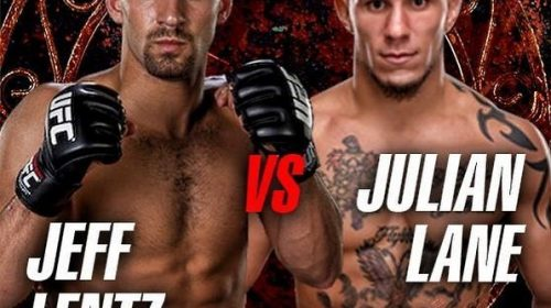 Jeff Lentz excited to put on show for fans against fellow TUF vet Julian Lane at ROC 61