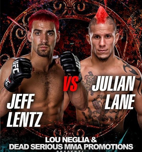 Jeff Lentz vs Julian Lane