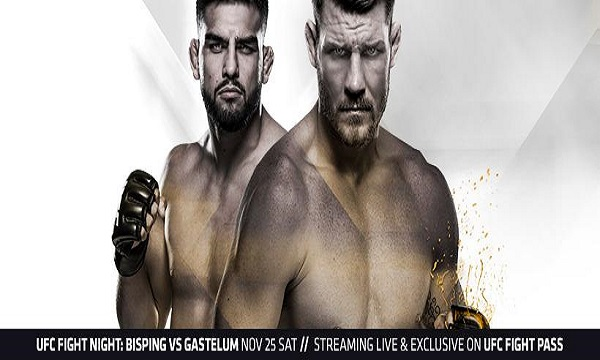 UFC Fight Night 122 results – Bisping vs. Gastelum