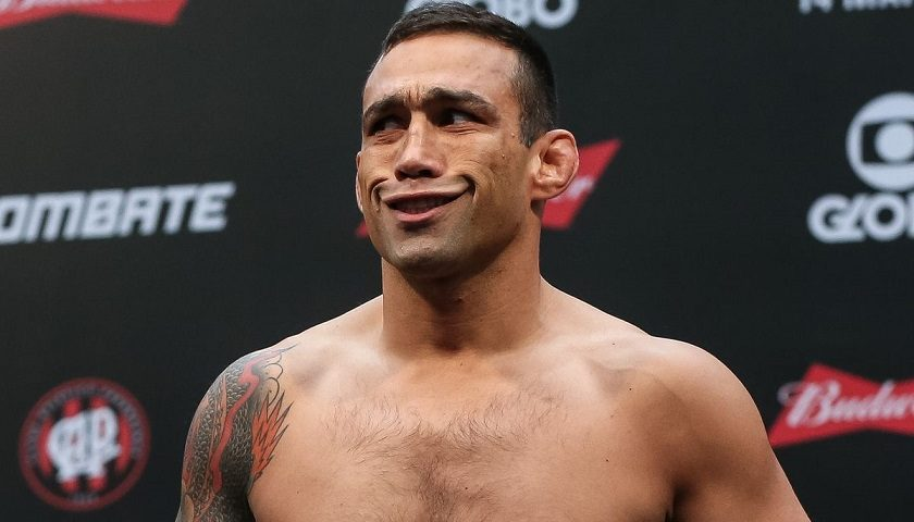 Fabricio Werdum charged with assault in Australia