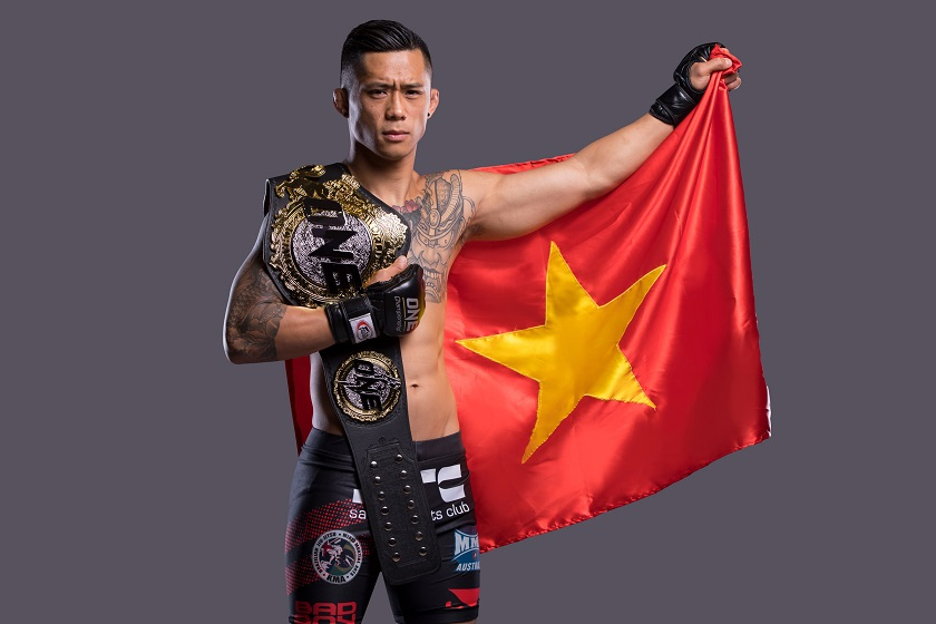 Martin Nguyen driven to claim once-in-a-lifetime opportunity with Vietnamese pride