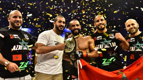 Stephen Loman and Ottman Azaitar crowned new champions in KO-filled Brave 9