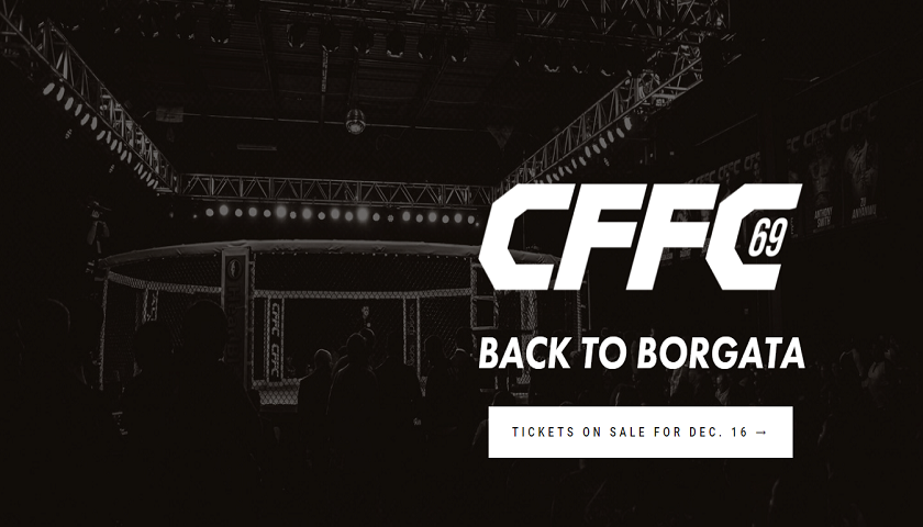 4 title fights including 3 champ vs champ fights announced for CFFC 69