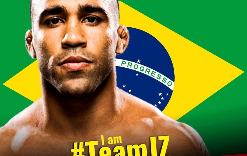 Anticipation building in Bahrain for MMA pioneer Gesias Cavalcante's Brave debut