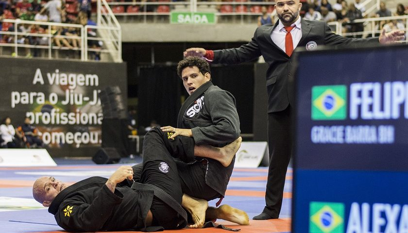 Abu Dhabi Grand Slam Jiu-Jitsu World Tour Fight Week Begins in Rio De Janeiro