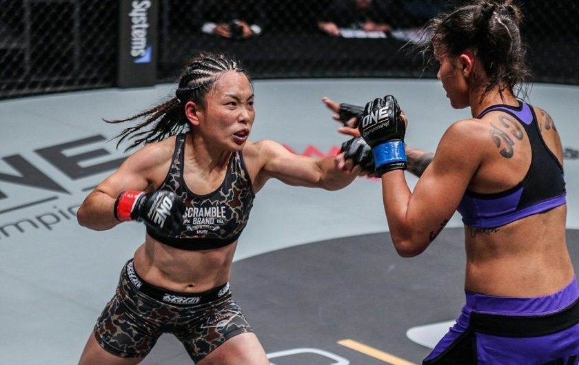 Mei Yamaguchi not letting go of position as top atomweight contender against Gina Iniong