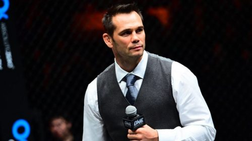 Rich Franklin Is On The Hunt For Asia's Next Martial Arts Superstar